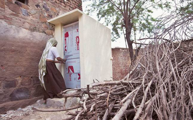 Toilet-building picks up pace after launch of Clean India