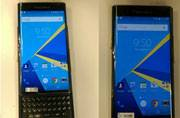 Android-based BlackBerry Venice leaked in live images