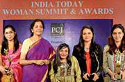 The India Today Woman Summit brought people from all walks of life under one roof to share inspiring tales of grit, courage and passion