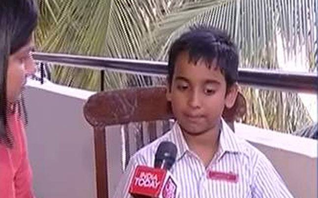 8 Year Old Bengaluru Boy Writes A Letter To Pm Narendra Modi Gets A