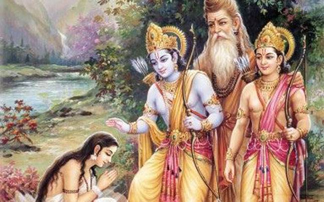 Dussehra Special: How Lord Ram freed Ahalya from her curse - FYI News
