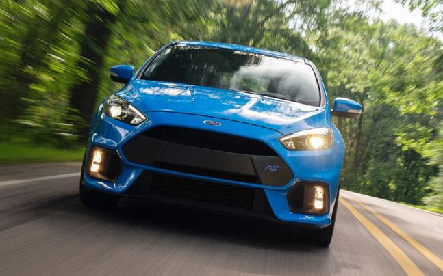 Ford Focus Rs Price In India Ford Focus Review
