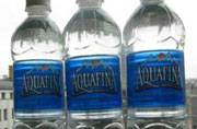 """Aquafina water bottles will soon have a """"public water source"""" label on it"""