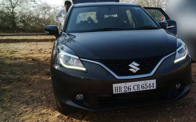 Nexa Gets Its Second Offering The New Baleno Auto News