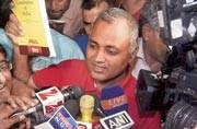 Intense police grilling leaves Somnath Bharti in tears
