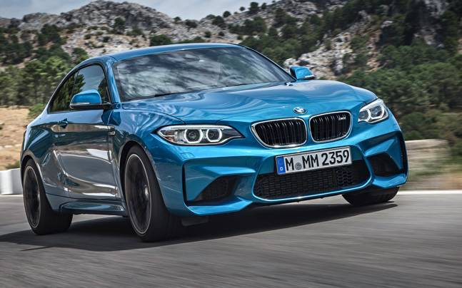 The First Ever Bmw M2 Coupe Is Here Auto News