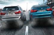 BMW X5 M, X6 M to launch today