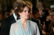 Kate Middleton stuns in pale blue gown as she makes rare appearance at Spectre premiere