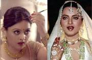 #HappyBirthdayRekha: Watch this amazing tribute to the timeless beauty