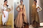 Desi girls, take your ethnic wear inspiration from these Bollywood beauties