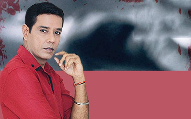 Anup Soni. Picture courtesy: Twitter/Sony TV