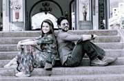 Photo of the day: This new still of SRK-Kajol will remind you of DDLJ and Kuch Kuch Hota Hai