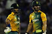 2nd T20I: SA overcome crowd trouble to seal series 2-0
