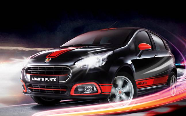 Fiat India to launch hottest hatch, Abarth Punto today - Auto News