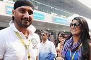 Are you missing out on Harbhajan Singh and Geeta Basra's post-wedding card? Here's how it looks