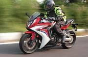 First Ride Review: Honda CBR 650F