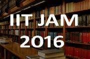 JAM 2016: Notification for PwD candidates
