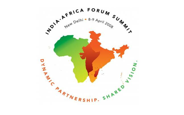 Government hosts largest india africa forum summit in new delhi third india africa forum summit in progress in new delhi gumiabroncs Image collections