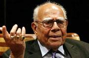 Ram Jethmalani roots for BJP's defeat in Bihar Assembly polls