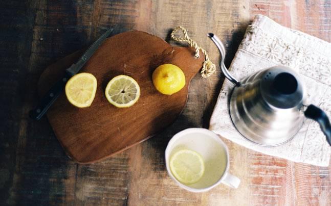 7-day detox diet water