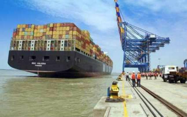 major harbours in india