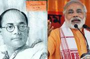 PM Modi to meet Netaji Subash Chandra Bose's family today