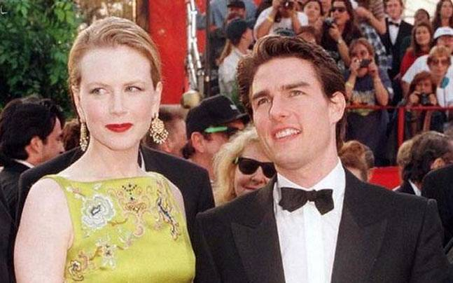 Tom Cruise Nicole Kidman Absent From Daughter Isabellas Wedding