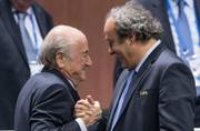 FIFA suspends Sepp Blatter, Michel Platini for 90 days