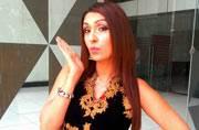 Pooja Misrra assaults Delhi store staff