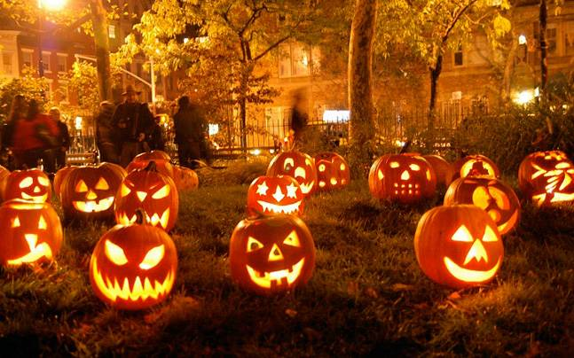 What's the hullabaloo about Halloween?