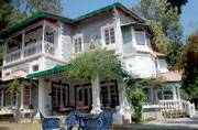 The cottage in the hills of Nainital