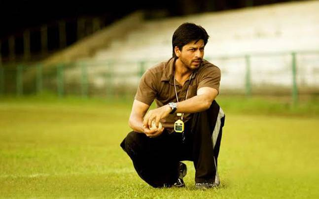 Don't become a philosopher before you become rich!' Shah Rukh Khan