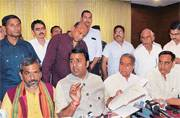 No reprimand from Amit Shah, party backs me fully, says Sangeet Som