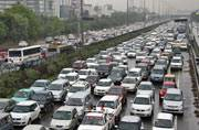 What is the number one reason for stress among Indian drivers?