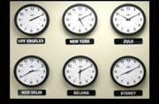 The world is divided by time: List of countries with most number of time zones