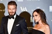 David Beckham talks about Victoria Beckham's alcohol choices