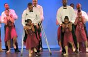 Watch: Dad on crutches dancing with his daughter is amazing