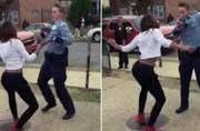 Going viral: Female cop battles with US teen in dance-off challenge