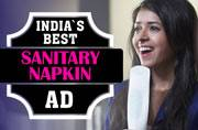 Watch: BeingIndian is back with hilarious video called India's Best Sanitary Napkin Ad