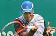 Vishnu Vardhan and Prerna Bhambri storm into Fenesta Open National tennis championship finals