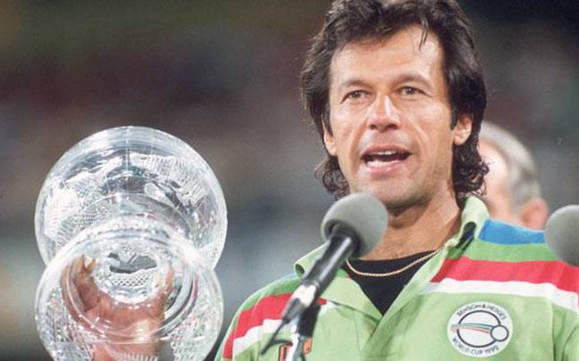 Image result for imran khan pakistan cricket captain