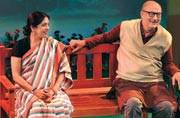 Back where it all began: Anupam Kher returns to Delhi stage with new play
