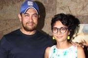 Aamir Khan joins intolerance debate, says wife Kiran wants to leave India