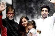 When on the move, this is what Aaradhya does for Amitabh Bachchan
