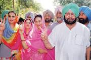 Captain Amrinder Singh appointed new Punjab Congress chief