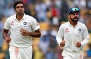Ravichandran Ashwin claims career-best second spot in ICC Test rankings
