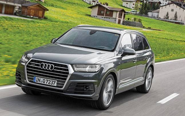 2016 Audi Q7 Coming To India In December Auto News