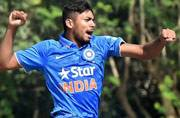 Avesh Khan stars in India U-19's win over Bangladesh