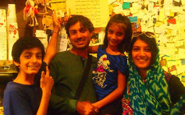 Meet the Baids: The family that travelled from India To France   by