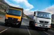 Daimler AG rolls out BharatBenz buses in India